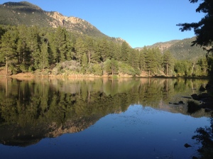 Pine Valley lake