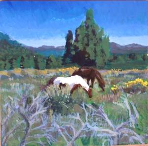 Utah painting
