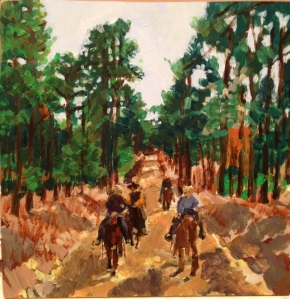 S Carolina painting