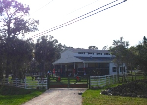 pretty farm in Jupiter