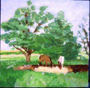 Kansas painting