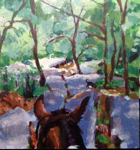 Rhode Island painting