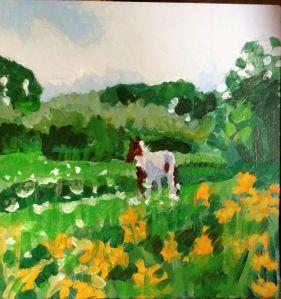 MI painting